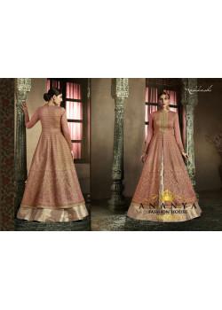 Classic Pink Silk Salwar kameez