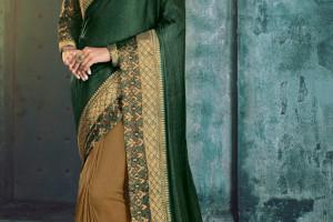 Forever-21 designer saree